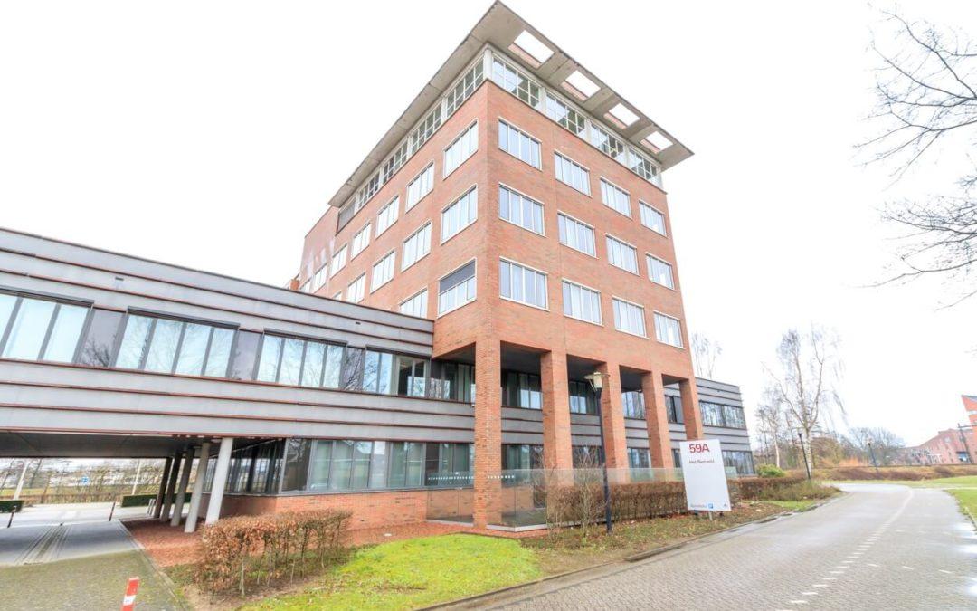 UWV sluit huurovereenkomst af met Time Equities voor 3.090 m² aan het Rietveld 59, Apeldoorn