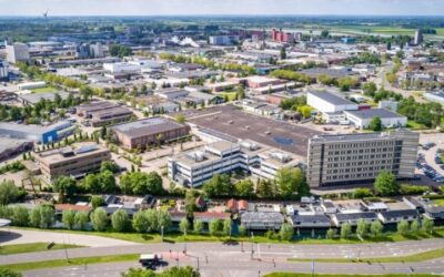 Time Equities koopt kantoorcampus van ruim 14.000 m² in Deventer