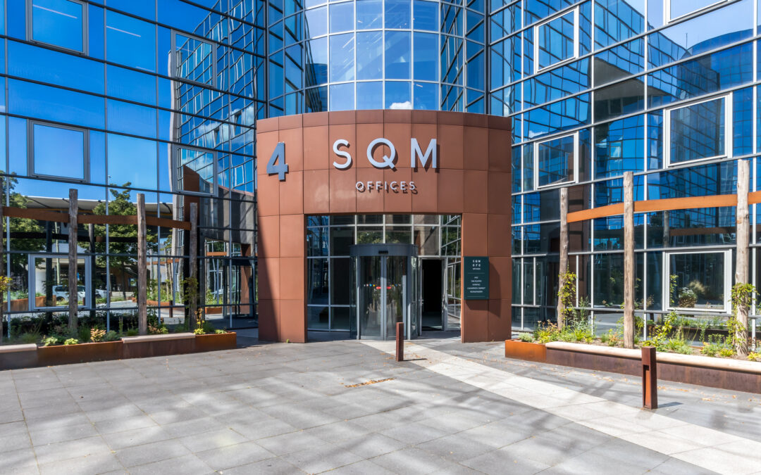 Time Equities verhuurt kantoorruimte in SQM Voorburg aan RBM en Advando